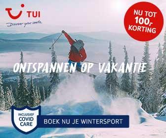 Aanbieding Wintersport TUI